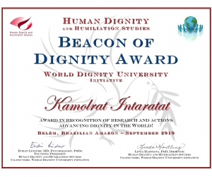 Beacon of Dignity Award!